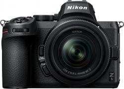 Фотоаппарат Nikon Z 5 + FTZ adapter черный 24.9Mpix 3.2