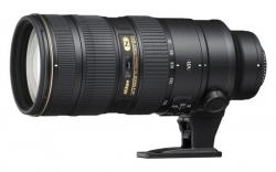 Объектив Nikon NIKKOR AF-S ED VR (JAA815DA) 70-200мм f/4G черный