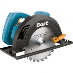Циркулярная пила (дисковая) Bort BHK-185U 1250Вт (ручная)