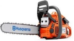 Бензопила Husqvarna 445e II 2100Вт 2.8л.с. дл.шин.:16