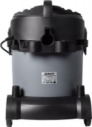 Строительный пылесос Bort BAX-1520-Smart Clean 1400Вт (уборка: сухая/влажная) серый