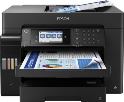 МФУ струйный Epson L15160 (C11CH71404) черный
