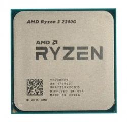 Процессор AMD Ryzen 3 2200G (YD2200C5FBBOX) Box