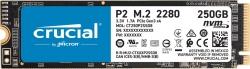 Накопитель SSD Crucial 250Gb CT250P2SSD8 P2 M.2