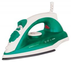 Утюг Supra IS-1821 белый/зеленый