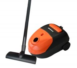 Пылесос Starwind SCB1025 оранжевый/черный