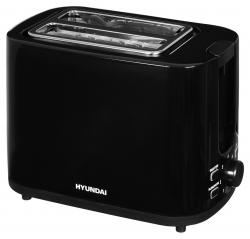 Тостер Hyundai HYT-3501 черный