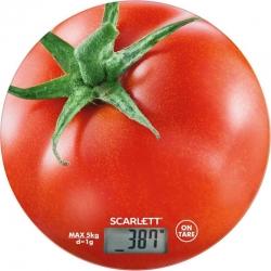 Весы кухонные электронные Scarlett SC-KS57P38 рисунок
