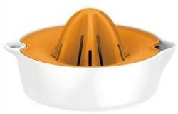 Соковыжималка цитрусовая Fiskars Functional Form 1016125 белый/оранжевый