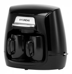 Кофеварка капельная Hyundai HYD-0203 черный