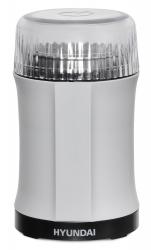 Кофемолка Hyundai HYC-G3241 серый