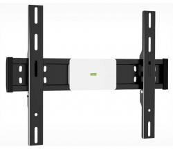 Кронштейн для телевизора Holder LCD-F4611 черный 32 -65 макс.40кг настенный фиксированный