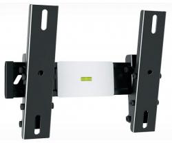 Кронштейн для телевизора Holder LCD-T2611 черный 22 -47 макс.30кг настенный наклон