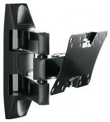 Кронштейн для телевизора Holder LCDS-5065 черный 19 -32 макс.30кг настенный поворот и наклон