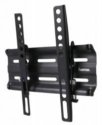 Кронштейн для телевизора Hama H-118114 черный 19 -48 макс.25кг настенный наклон
