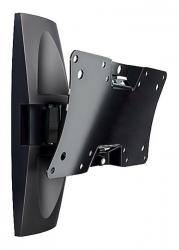 Кронштейн для телевизора Holder LCDS-5062 черный глянец 19 -32 макс.30кг настенный поворот и наклон