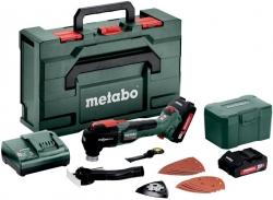 Многофункциональный инструмент Metabo MT 18 LTX BL QSL зеленый/черный