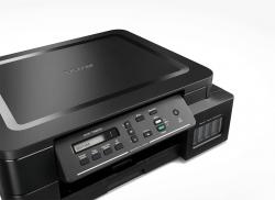 МФУ струйный Brother InkBenefit Plus DCP-T520W (DCPT520WR1) A4 WiFi USB черный