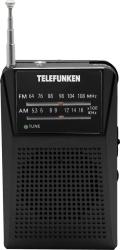 Радиоприемник карманный Telefunken TF-1641 черный