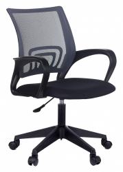 Кресло Бюрократ CH-695NLT темно-серый TW-04 сиденье черный TW-11 сетка/ткань крестовина пластик