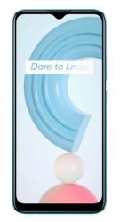 Смартфон Realme C21 64Gb 4Gb голубой моноблок 3G 4G 6.5