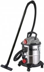 Строительный пылесос Ресанта ПС-1500/20 1500Вт (уборка: сухая/влажная) серебристый