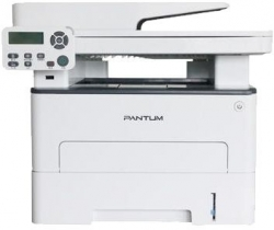 МФУ лазерный Pantum M7100DW белый