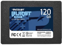 Накопитель SSD Patriot 120Gb PBE120GS25SSDR Burst Elite
