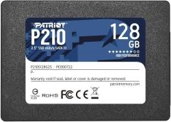 Накопитель SSD Patriot 128Gb P210S128G25 P210