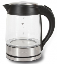Чайник электрический Supra KES-2005 белый