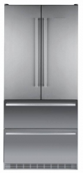 Холодильник Liebherr CBNes 6256 серебристый