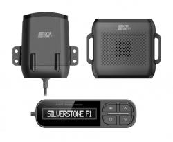Радар-детектор Silverstone F1 R-BOT GPS