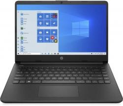 Ноутбук HP 14s-fq0023ur Athlon Silver 3050U/4Gb/SSD256Gb/AMD Radeon/14