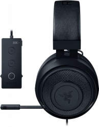 Наушники с микрофоном Razer Kraken Tournament черный 2м мониторные оголовье RZ04-02051000-R3M1