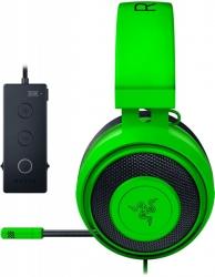 Наушники с микрофоном Razer Kraken Tournament зеленый 1.3м мониторные оголовье RZ04-02051100-R3M1