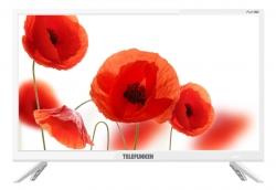 Телевизор LED Telefunken TF-LED24S72T2 белый