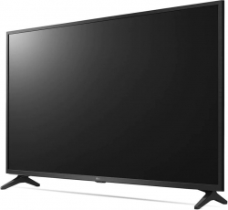 Телевизор LED LG 55UP75006LF черный