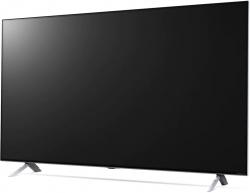 Телевизор LED LG 55NANO906PB черный