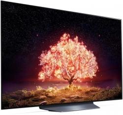 Телевизор OLED LG OLED55B1RLA серебристый