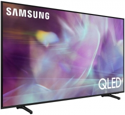 Телевизор QLED Samsung QE65Q60AAUXRU Q черный