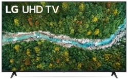 Телевизор LED LG 50UP77506LA черный