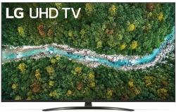 Телевизор LED LG 50UP78006LC черный