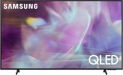Телевизор QLED Samsung QE50Q60AAUXRU Q черный