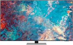 Телевизор QLED Samsung QE55QN85AAUXRU Q серебристый