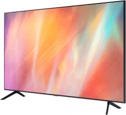 Телевизор LED Samsung UE75AU7100UXRU титан