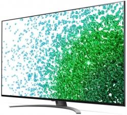 Телевизор LED LG 50NANO816PA черный