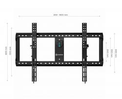 Кронштейн для телевизора Onkron UT9 черный 65