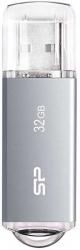 Флеш Диск Silicon Power 32Gb Ultima II-I Series SP032GBUF2M01V1TB6 USB2.0 серебристый