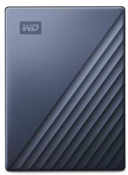 Жесткий диск WD Original USB-C 2Tb WDBC3C0020BBL-WESN My Passport Ultra 2.5