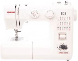 Швейная машина Janome JUNO 1915 белый
